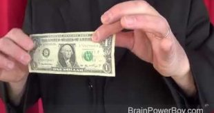 Lerne Bleistift-Zaubertricks: Billatration - Brain Power Boy