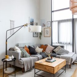 #HOWIRENT: A Video Tour of a Scandinavian Style Apartment in West London.