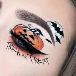 41 Stunning Halloween Eye Makeup Looks | Page 2 of 4 | StayGlam