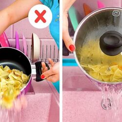 45 Kitchen HACKS That Work Magic || 5-Minute Cooking Tricks And Tasty Recipes For Everyone!