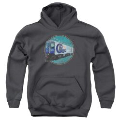 Chicago - Der Rail Youth Pull Over Hoodie - MD