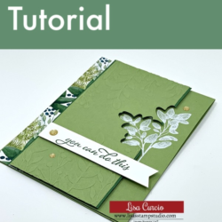 Partial Die Cut Card: A Card Making Tutorial That Will Amaze You