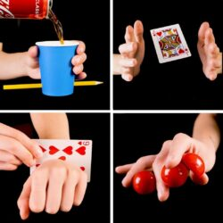 Simple magic tricks for beginers! Amaze your friends and сolleagues!