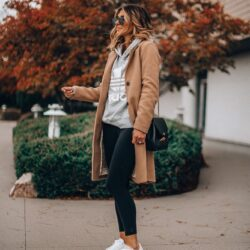 The White Sneaker That Everyone Can (and Should) Wear This Fall | Cella Jane - Fall /Winter S...